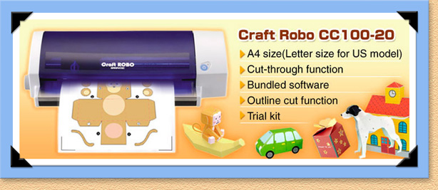 Craft Robo Cutters From Ordway Sign Supply 800 967 3929